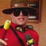 Face Your Fears: The Mountie From Old-School WWF